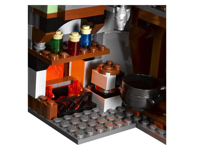 4738 レゴ ハグリッドの小屋(ハリー・ポッター)