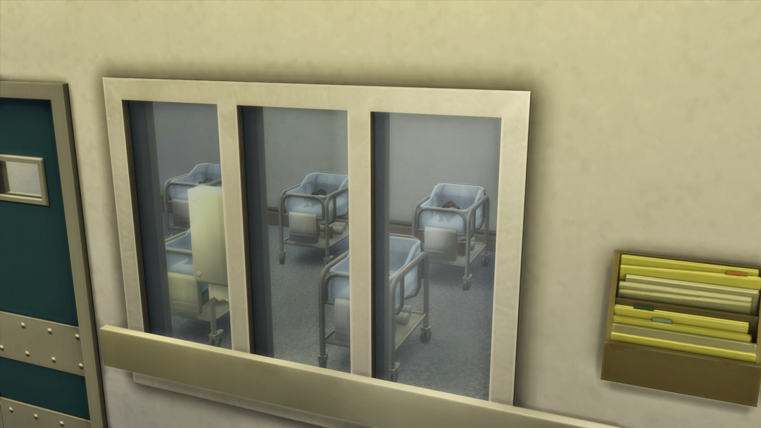 Editing The Doctor Work Building Sims