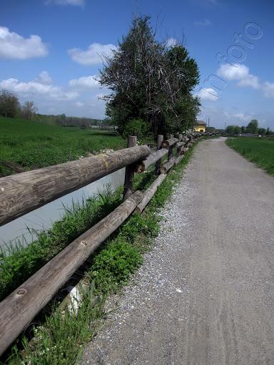 Fotografie Percorso ciclopedonale Sant'Alselmo- Cuneo