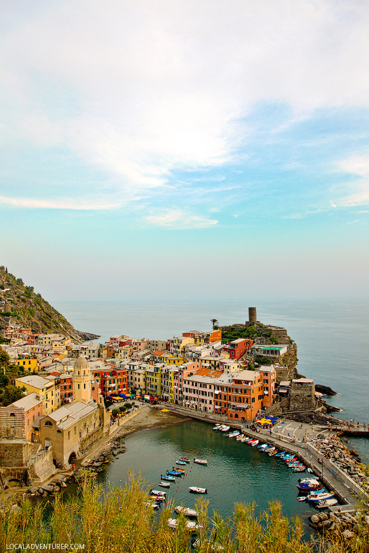Cinque Terre National Park (25 Amazing Hiking Trails).