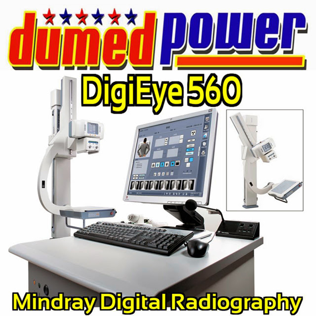 DigiEye-560-Mindray-DR-Digital-Radiography