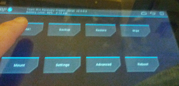 Custom ROM GUIDE | me301t MEMOPAD SMART 10 USERS BLOG