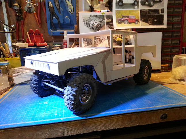 AXIAL SCX10 Hummer H1 Full styrene devient Full Zinc 20130501_155735