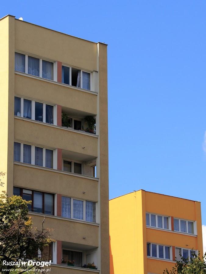 Gdyński modernizm - prostota i nawiązania do morza