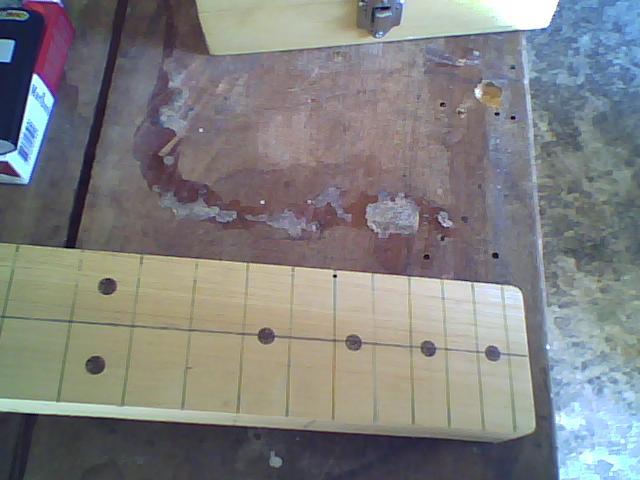 Construção guitarra telecaster, meu 1º projeto bolt on. Finalizado e com vídeo Imagem+065