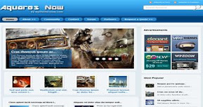 Aquarest Wordpress Theme