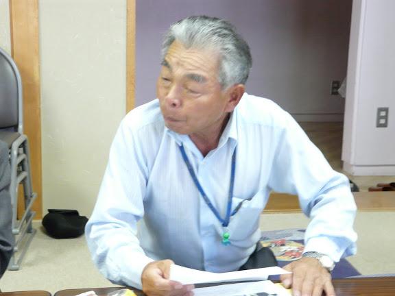 田中盛亮副代表