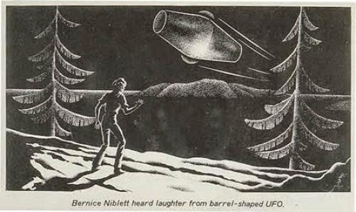 The 1968 Keats Island Canada Ufo Odd Indeed