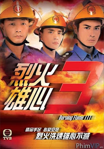 Anh Hùng Trong Biển Lửa 3 - Buring Flame Iii poster