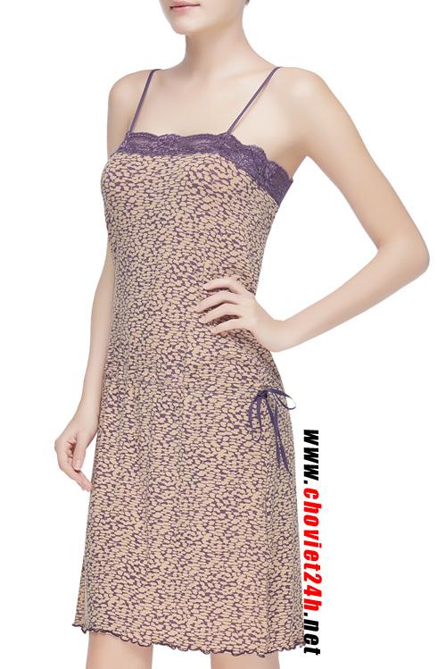 Váy ngủ thời trang Sophie Paris Velicia