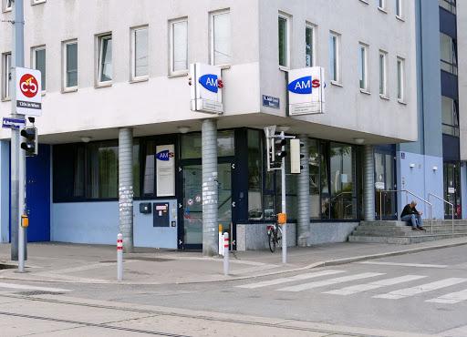 AMS Huttengasse, Huttengasse 25, 1160 Wien, Österreich, Arbeitsvermittlung, state Wien