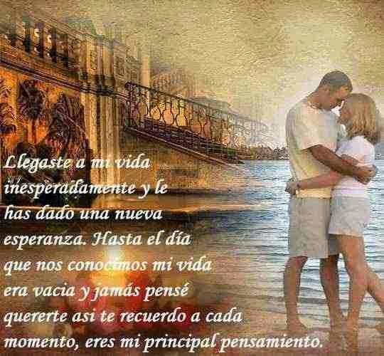 Frases De Amor Largas Para Mi Novio Pensamientos De Amor