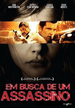 Filme Poster Em Busca de um Assassino DVDRip XviD Dual Audio & RMVB Dublado