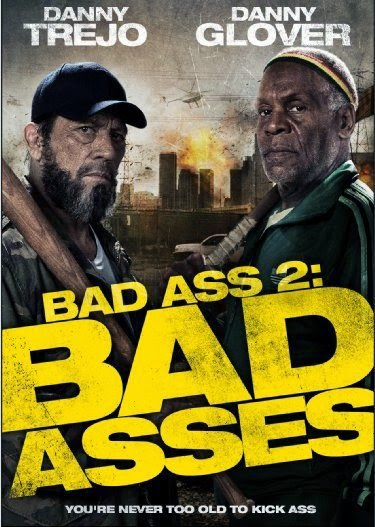 Poster Of English Movie Bad Asses (2014) Free Download Full New Hollywood Movie Watch Online At Alldownloads4u.Com