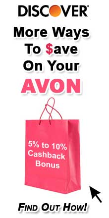 Get Rewarded For Your Avon Purchase