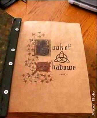 The Book Of Shadows Image