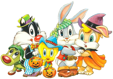 American Top Cartoons Baby Looney Tunes
