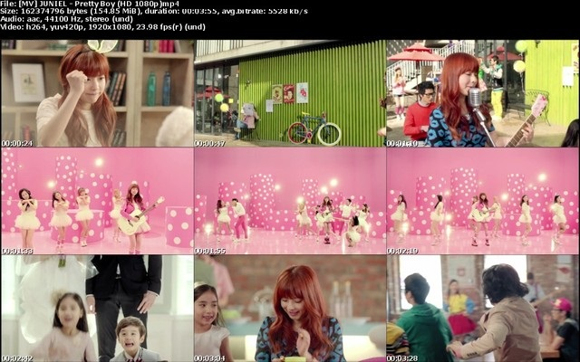 [MV] Juniel – Pretty Boy (HD 1080p)