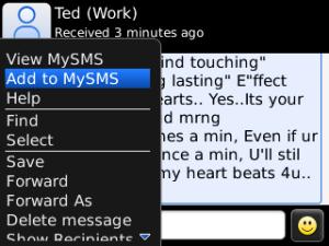 SMS Backup v1.2