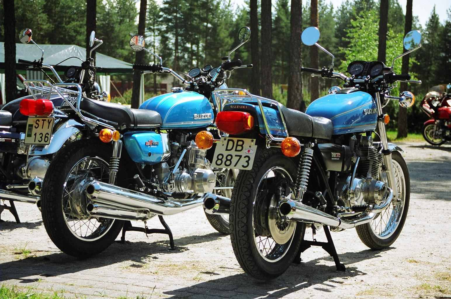 Suzuki Gs L Review