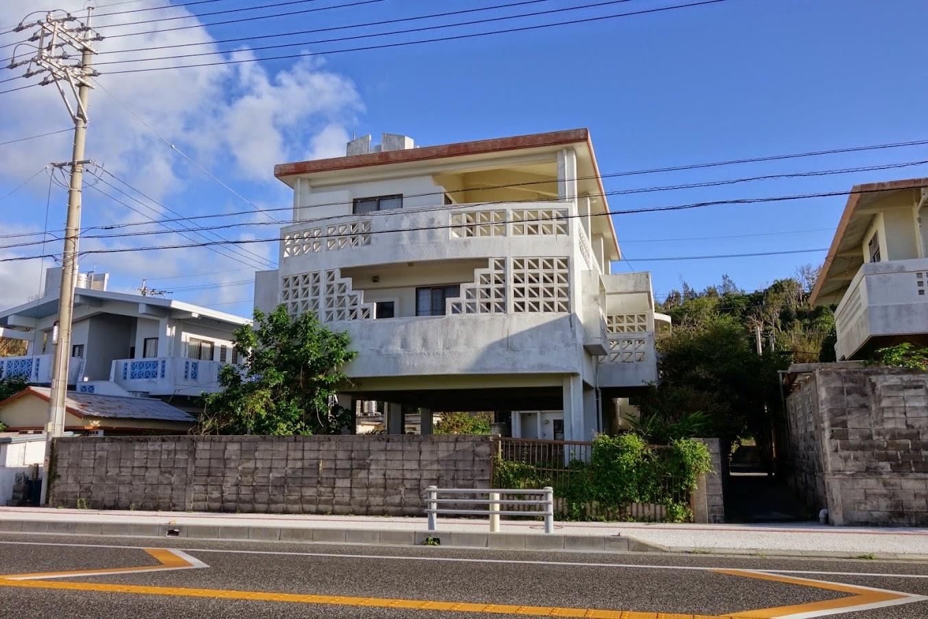 Okinawan style house