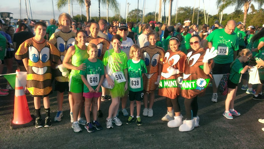 IMAG3310 Thin Mint Sprint 5K Recap