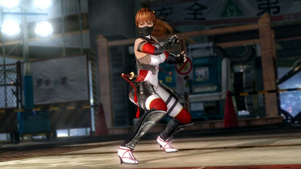 Dead Or Alive 5 Last Round Free