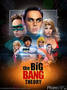 Thuyết Big Bang Phần 7 - The Big Bang Theory Season 7 poster