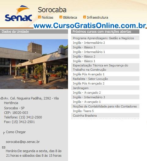 SENAC Sorocaba