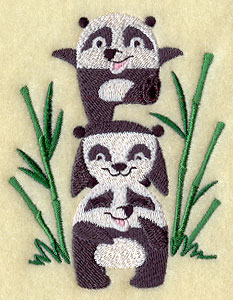 Panda-monium Stack