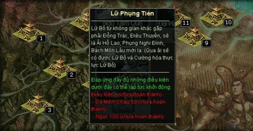 """Thiên Hạ cập nhật phiên bản """"Kiêu binh nổi loạn"""" 2"""