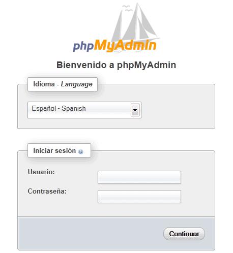 phpmyadmin-instalacion-correcta