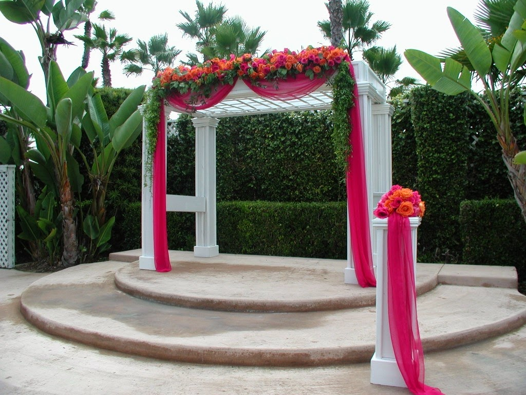 Wedding Ceremony Arch Ideas Wedding Arch Ideas