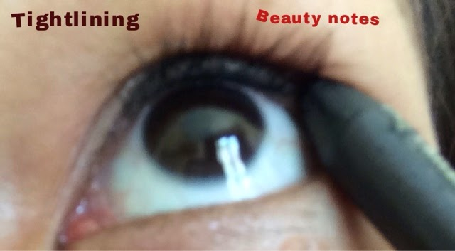 Yenyen Beauty Notes: Tightlining ( trick membuat bulu mata