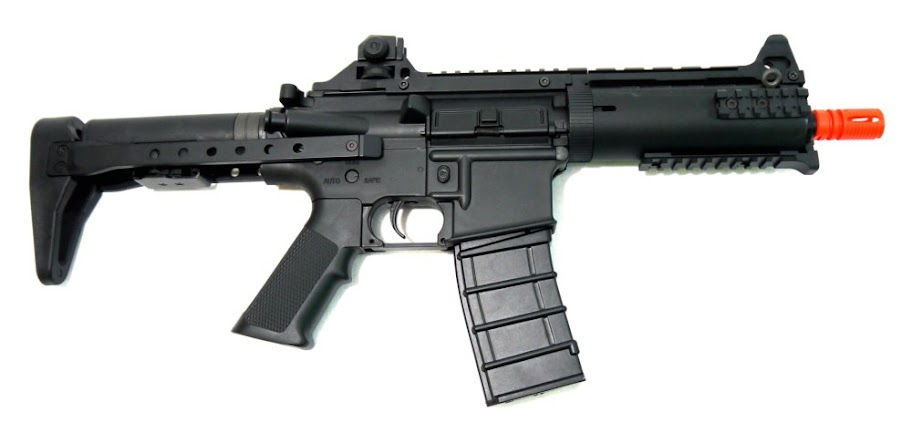 ICS CXP Concept Rifle Review