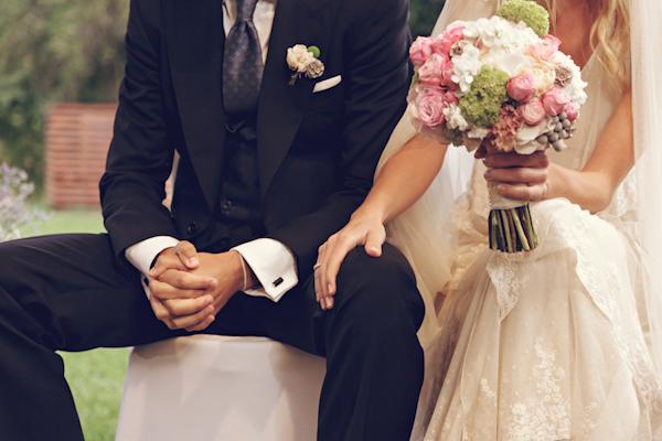 Missmrs mucho m s que una boda la boda de gemma pol - Bodas sencillas pero bonitas ...