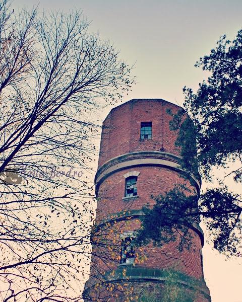 turn de apa parcul crang buzau