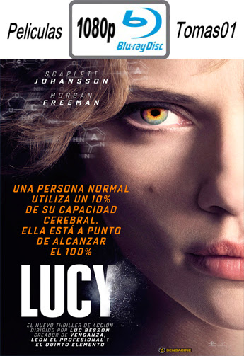 Lucy (2014) BRRip 1080p