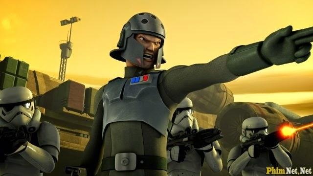 Xem Phim Chiến Tranh Giữa Các Vì Sao: Những Kẻ Nổi Loạn - Star Wars Rebels Season 1 - Ảnh 1