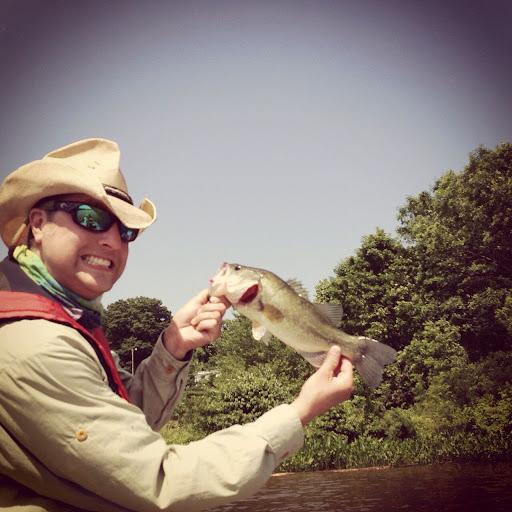 Snowhite Occoquan Bass