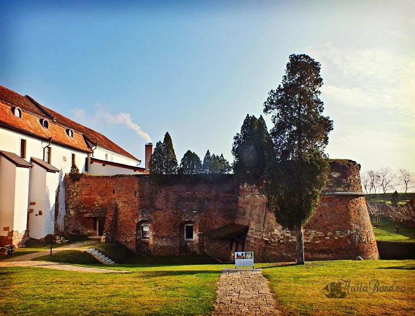 bastionul sasilor cetatea alba iulia