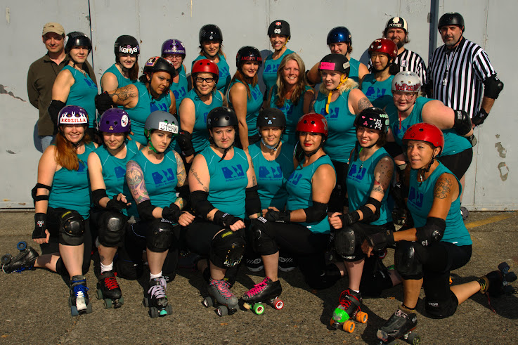 One World Roller Derby Travel Team to USARS Regional Championships  - Image by TJ Gerber