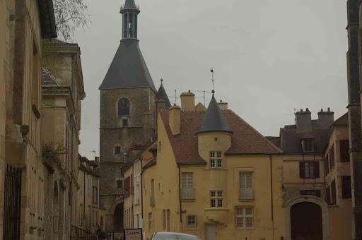 Avallon (tour de l'Horloge)