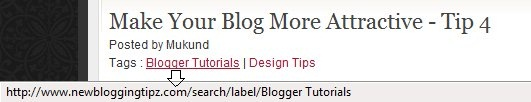 Find-Label-URL-On-Blogger