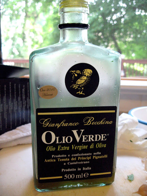 2010 Olio Verde Extra Virgin Olive Oil