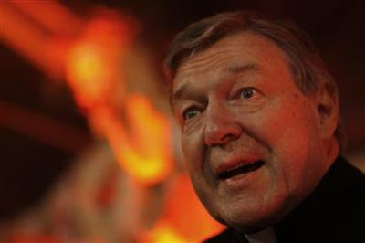 Cardinal Pell of Australia expresses unorthodox views about climate change