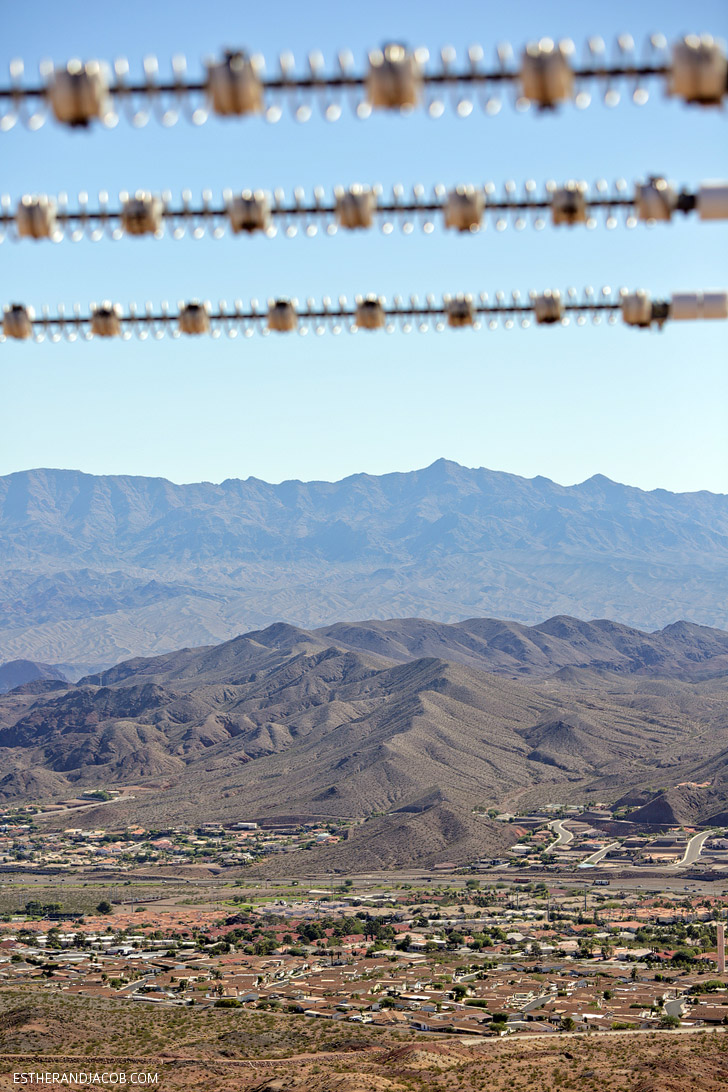 Las Vegas Zip Line // What to do in Las Vegas.