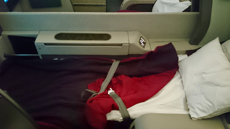 DSC 5061 - REVIEW - Qatar: First Class - Doha to London (A330)