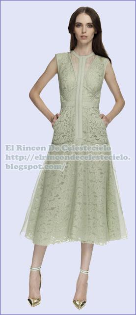 Vestido de J. Mendel
