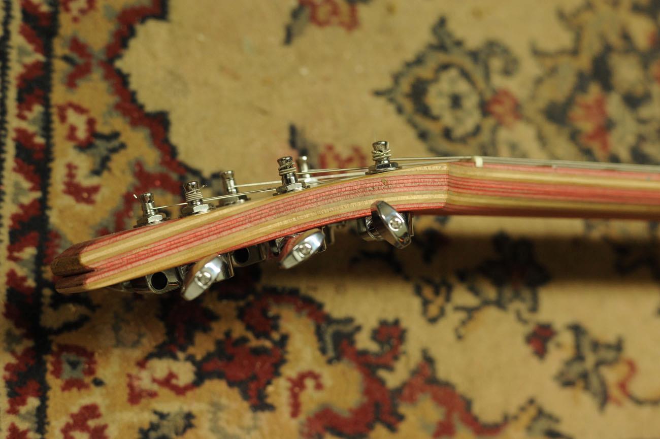 *Skate Guitar 回收再生:電音滑板吉他! 8